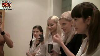 Русская студенческая вечеринка