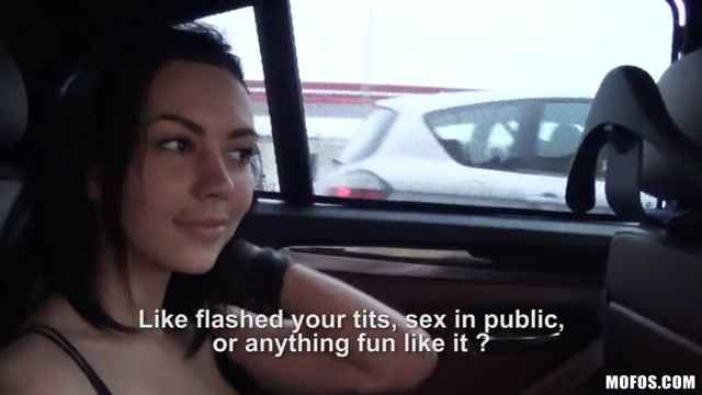 Секс с молодой