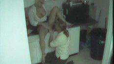 Kitchen Sexcapade