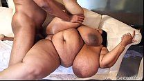 Black BBWs-The Massive Tits of Cotton Candi